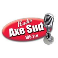 Logo of radio station Axe Sud