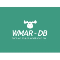 Logo de la radio WMAR-DB