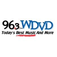Logo of radio station 96.3 WDVD