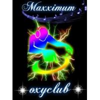Logo of radio station maxximum oxyclub
