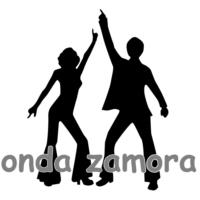 Logo of radio station Onda Zamora