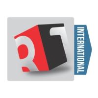 Logo of radio station Radio Tirana Internacional