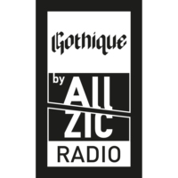 Logo of radio station Allzic Radio Gothic