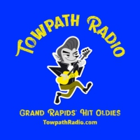 Logo of radio station Towpath Radio