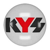 Logo of radio station Kys FM
