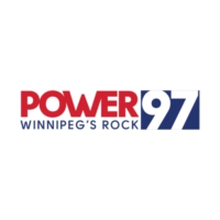 Logo of radio station CJKR-FM Power 97