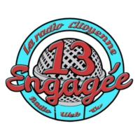 Logo of radio station Radio 13'Engagée