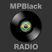 Logo of radio station Radio MPBlack