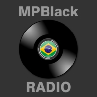 Logo de la radio Radio MPBlack