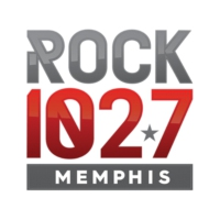 Logo of radio station WEGR Rock 102.7