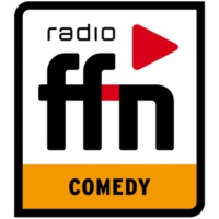 Logo of radio station FFN Comedy