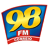 Logo of radio station 98 FM Campina