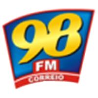 Logo of radio station 98 FM Campina