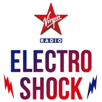 Logo of radio station Virgin Radio Electroshock