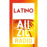 Logo of radio station Allzic Radio LATINO