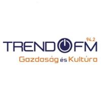 Logo of radio station Trend FM