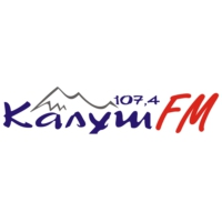 Logo of radio station Радіо Калуш FM