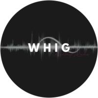Logo of radio station WHIG Radio