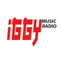 Logo of radio station IGGY Music Radio