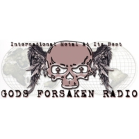 Logo of radio station Gods Forsaken Radio