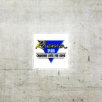 Logo of radio station Rhema FM