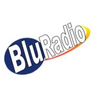 Logo of radio station BluRadio