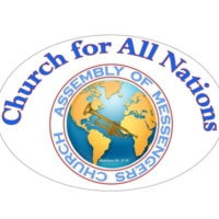 Logo of radio station Messengers Church for All Nations