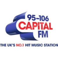 Logo of radio station Capital UK
