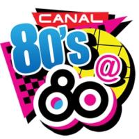 Logo of radio station Canal80 Radio