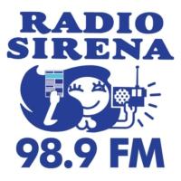 Logo of radio station COPE Radio Sirena 98.9 FM