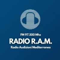 Logo of radio station Radio Audizioni Mediterranea