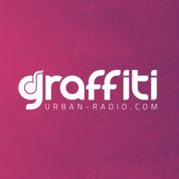 Logo of radio station Graffiti Urban Radio