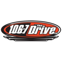 Logo of radio station CFDV-FM 106.7 The Drive