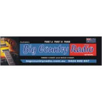 Logo de la radio Big Country Radio