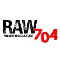 Logo de la radio RAW 704