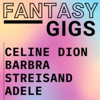 Logo of radio station Fantasy Gigs Divas Live