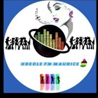 Logo of radio station KREOLE FM MAURICE