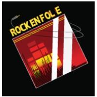 Logo de la radio Rockenfolie, la Webradio