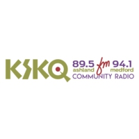 Logo of radio station KSKQ 89.5 FM