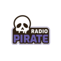 Logo of radio station Pirate Radio Nürnberg