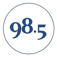 Logo of radio station CHMP-FM 98.5 FM