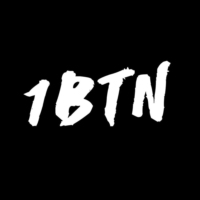 Logo of radio station 1BTN