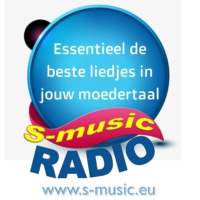 Logo of radio station s-music