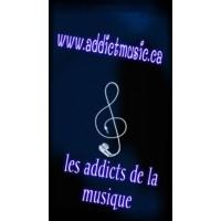 Logo de la radio addictmusic