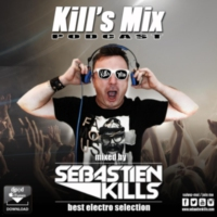 Logo du podcast Kill's Mix N° 341 by Sebastien Kills ( French Version)