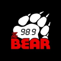 Logo de la radio WBYR 98.9 The Bear