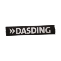 Logo of radio station DASDING - Plattenleger