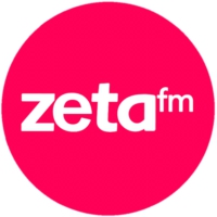 Logo of radio station Zeta FM
