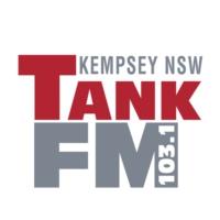 Logo of radio station Tank FM 103.1