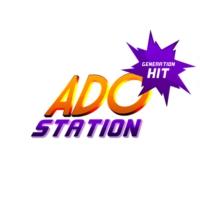 Logo de la radio Ado Station